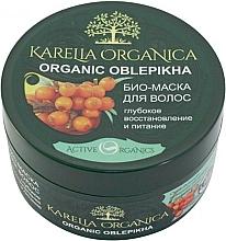 Perfumería y cosmética Bio mascarilla para cabello con espino amarillo orgánico - Fratti HB Karelia Organica