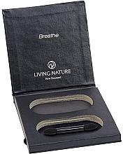 Perfumería y cosmética Paleta de sombras de ojos magnética vacía - Living Nature Eyeshadow Compact Case