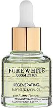 Perfumería y cosmética Aceite facial regenerador - Pure White Cosmetics Regenerating Superseed Facial Oil