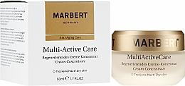 Perfumería y cosmética Crema concentrada antiedad con glicerina - Marbert Anti-Aging Care MultiActive Care Regenerating Cream Concentrate