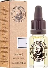 Perfumería y cosmética Aceite para barba de almendra dulce, jojoba y vitamina E - Captain Fawcett Beard Oil