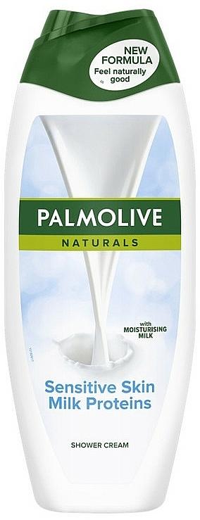 Crema de ducha con proteínas de leche - Palmolive Naturals Delicate Skin Milk Protein Cream
