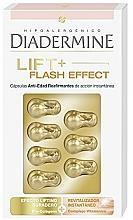 Perfumería y cosmética Cápsulas antiedad reafirmantes de acción instantánea - Diadermine Lift+ Flash Effect Capsules