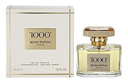 Perfumería y cosmética Jean Patou 1000 - Eau de toilette