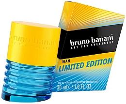 Perfumería y cosmética Bruno Banani Man Limited Edition 2021 - Eau de toilette