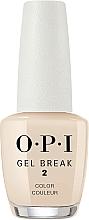 Perfumería y cosmética Tratamiento fortalecedor de uñas - O.P.I Gel Break Lacquer