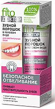 Perfumería y cosmética Polvo dental para dientes sensibles - Fito Cosmetic