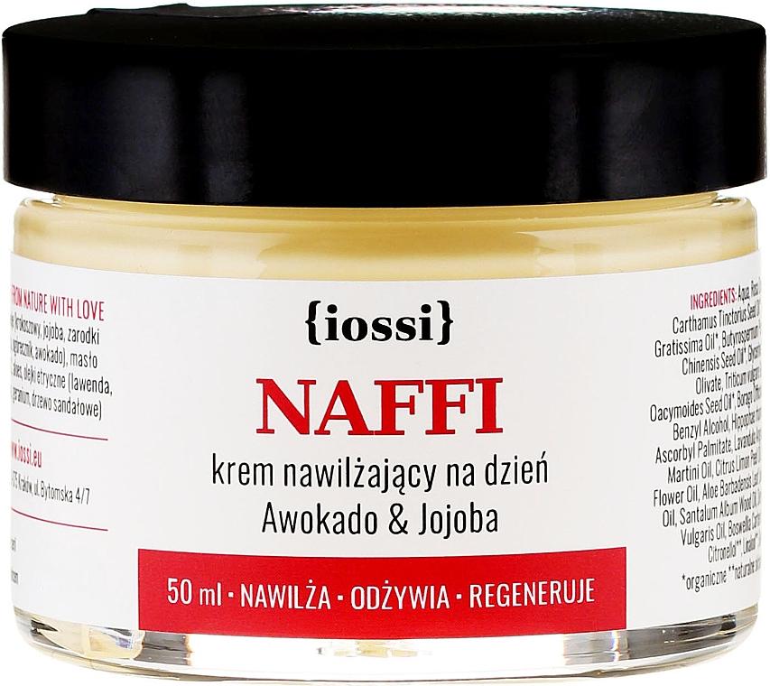 Crema facial con aguacate & jojoba - Iossi NAFFI Cream