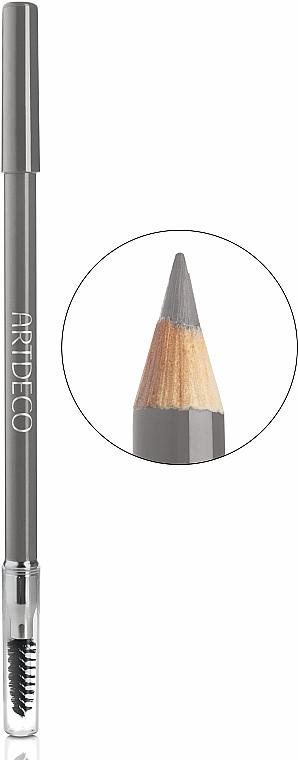 Lápiz de cejas con cepillo - Artdeco Eye Brow Designer — imagen N1