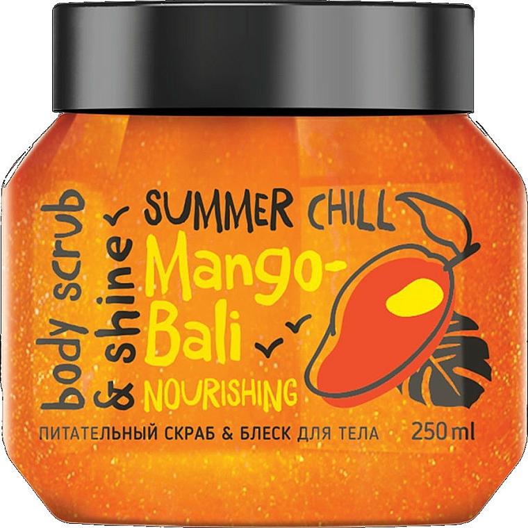 Exfoliante corporal con manteca de mango y aceite de coco - MonoLove Bio Mango-Bali Nourishing