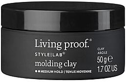Perfumería y cosmética Arcilla moldeadora de cabello, fijación media - Living Proof Style Lab Molding Clay Medium Hold
