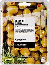 Perfumería y cosmética Mascarilla de algodón con oliva - Superfood For Skin Refining Sheet Mask