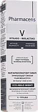 Perfumería y cosmética Crema para rostro y cuerpo para pieles con vitiligo con complejo de ácido rosmarínico y tioprolina - Pharmaceris V Vito-Melo Night Cream