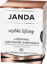 Perfumería y cosmética Mascarilla facial reafirmante con aceite de gardenia - Janda