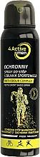 Perfumería y cosmética Spray para pies y zapatos con aceite de maleluca - Pharma CF 4 Active Men