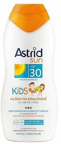 Leche de protección solar - Astrid Sun Kids Milk SPF 30 — imagen N1
