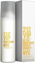 Perfumería y cosmética Carolina Herrera 212 VIP - Desodorante spray