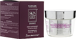 Crema facial reafirmante con retinol vegetal y extracto de medicago, SPF20 - FlosLek Skin Care Expert Snake Tension Cream — imagen N1