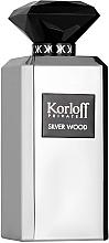 Perfumería y cosmética Korloff Paris Silver Wood - Eau de parfum