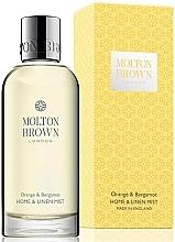 Perfumería y cosmética Molton Brown Orange & Bergamot Mist - Spray para el hogar