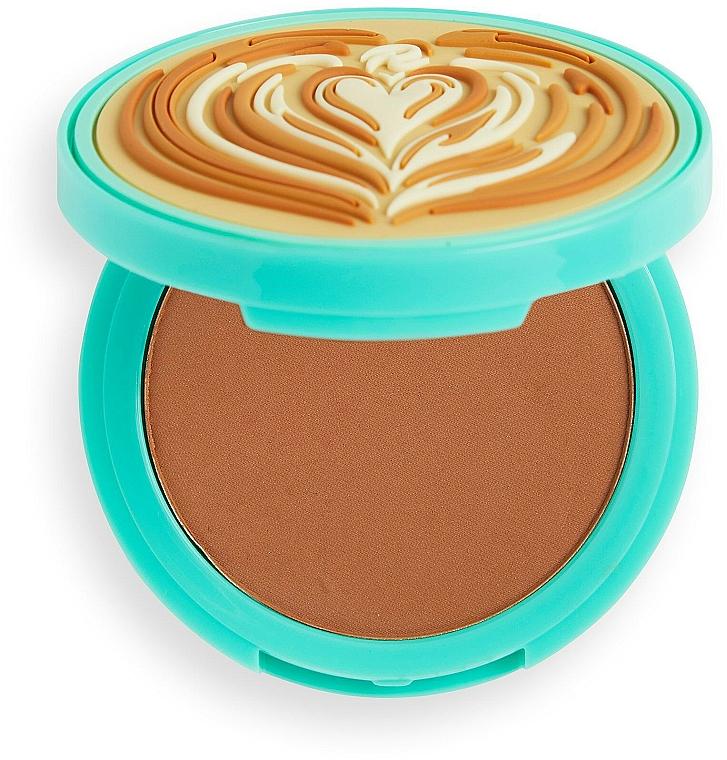 Polvo bronceador - I Heart Revolution Tasty Coffee Bronzer
