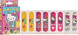 Perfumería y cosmética Tiritas infantiles, 20uds. - VitalCare Hello Kitty Kids Plasters