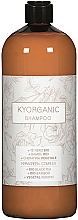 Perfumería y cosmética Champú de uso diario con extractos de té negro y bambú - Kyo Kyorganic Shampoo