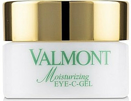 Perfumería y cosmética Gel contorno de ojos hidratante con triple ADN y silanol - Valmont Moisturizing Eye-C Gel