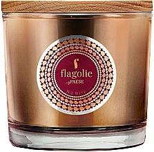 Perfumería y cosmética Vela aromática en tarro, frutos negros - Flagolie Fragranced Candle Ice Wine