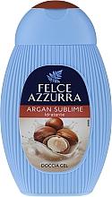 Perfumería y cosmética Gel de ducha con aceite de argán - Paglieri Azzurra Shower Gel
