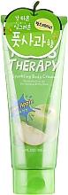 Perfumería y cosmética Crema corporal hidratante con extracto de manzana - Farms Therapy Sparkling Body Cream Green Apple