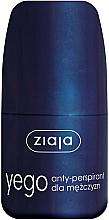 Perfumería y cosmética Desodorante antitranspirante roll-on - Ziaja Anti-perspirant for Men