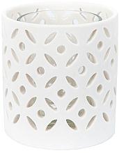 Perfumería y cosmética Portavelas - Yankee Candle Ceramic Circle Votive Holder