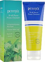 Perfumería y cosmética Espuma de limpieza facial hidratante con polvo de menta - Petitfee&Koelf D-off Phyto Foam Cleanser