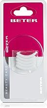 Perfumería y cosmética Repuestos de silicona para rizador de pestañas, 5uds. - Beter Beauty Care