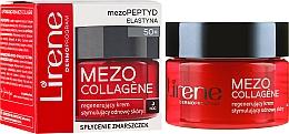 Perfumería y cosmética Crema facial regeneradora de noche 50+ - Lirene Mezo Collagene