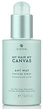 Perfumería y cosmética Spray texturizante para cabello con carbón blanco y caviar verde - Alterna My Hair My Canvas Any Way Texture Spray
