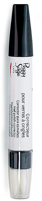 Lápiz corrector de esmalte de uñas - Peggy Sage Nail Lacquer Correction Pencil