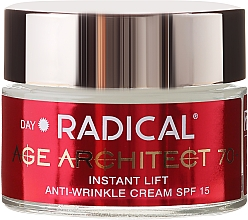 Crema facial antiedad con manteca de karité - Farmona Radical Age Architect Cream 70+ SPF15 — imagen N2