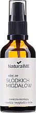 Perfumería y cosmética Aceite de almendra dulce 100% natural - NaturalME