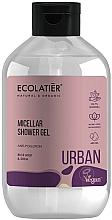 Perfumería y cosmética Gel de ducha micelar vegano con leche de arroz & karité - Ecolatier Urban Micellar Shower Gel