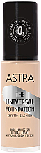 Perfumería y cosmética Base de maquillaje - Astra Make-up The Universal Foundation