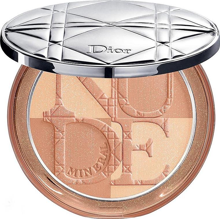 Polvo facial mineral compacto - Dior Diorskin Mineral Nude Bronze Powder