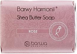 Perfumería y cosmética Jabón con extracto de rosa & manteca de karité - Barwa Harmony Rose Soap