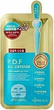 Perfumería y cosmética Mascarilla facial de tejido e hidrogel con extracto de camelia, alantoína y ácido salicílico - Mediheal P.D.F A.C-Deffense Hydro Nude Gel Mask