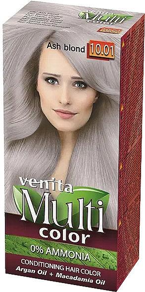 Tinte permanente para cabello, sin amoníaco - Venita Multi Color — imagen N2