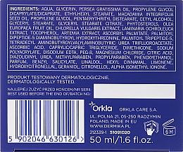 Crema nutritiva facial con aceite de macadamia & extracto de alga - Dermika Neocollagen Cream +70 — imagen N3