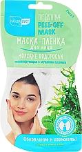 Perfumería y cosmética Mascarilla exfoliante facial peel-off con extracto de algas - NaturaList