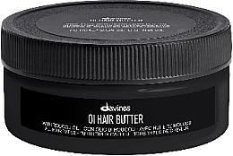 Perfumería y cosmética Manteca nutritiva de cabello con aceite de achiote - Davines OI Hair Butter