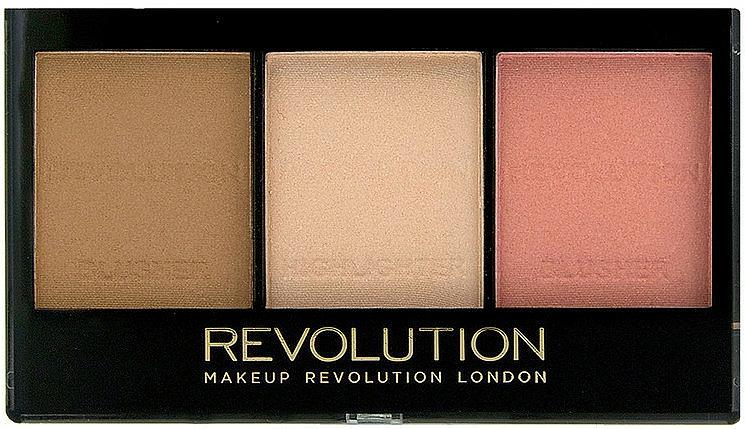 Kit de maquillaje - Makeup Revolution Ultra Sculpt&Contour Kit
